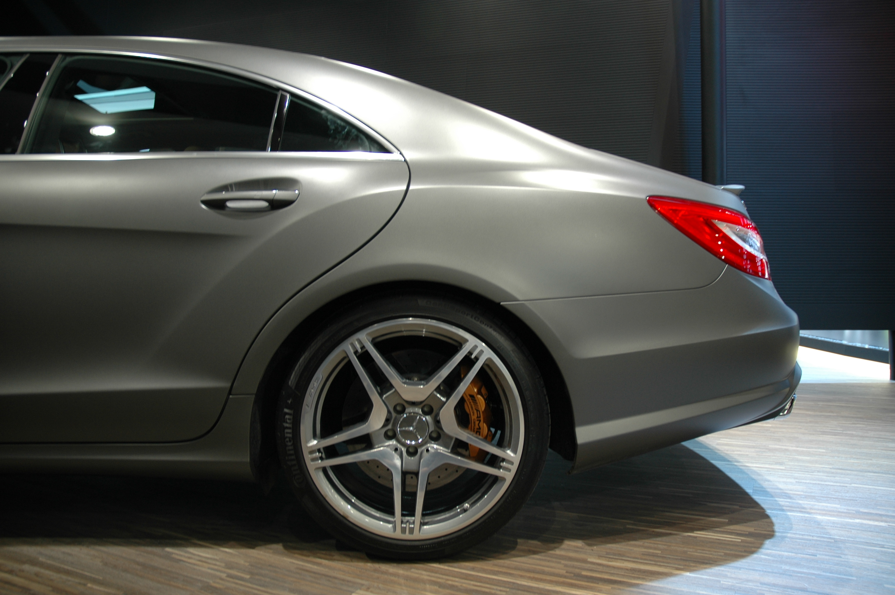 Cls 63 amg is a gift from the gods mercedes benz of for Mercedes benz of hagerstown md