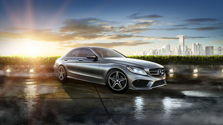 Research review page for 2015 mercedes benz c class for Hagerstown mercedes benz