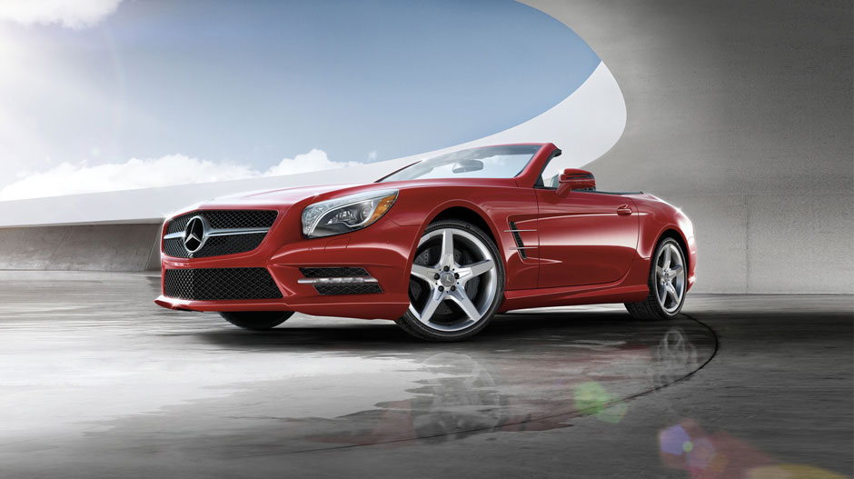 2015 Mercedes-Benz SL-Class Research & Review Page Arrived ...
