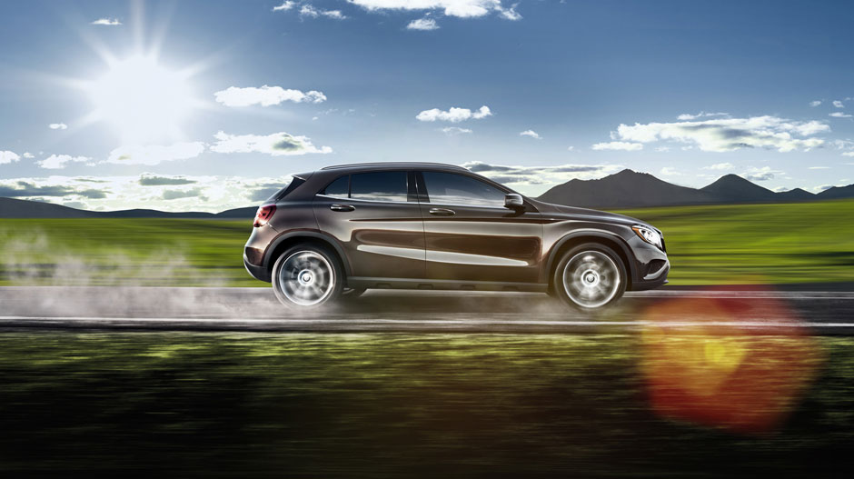 2016 mercedes benz gla class coupe page released for Mercedes benz of hagerstown hagerstown md