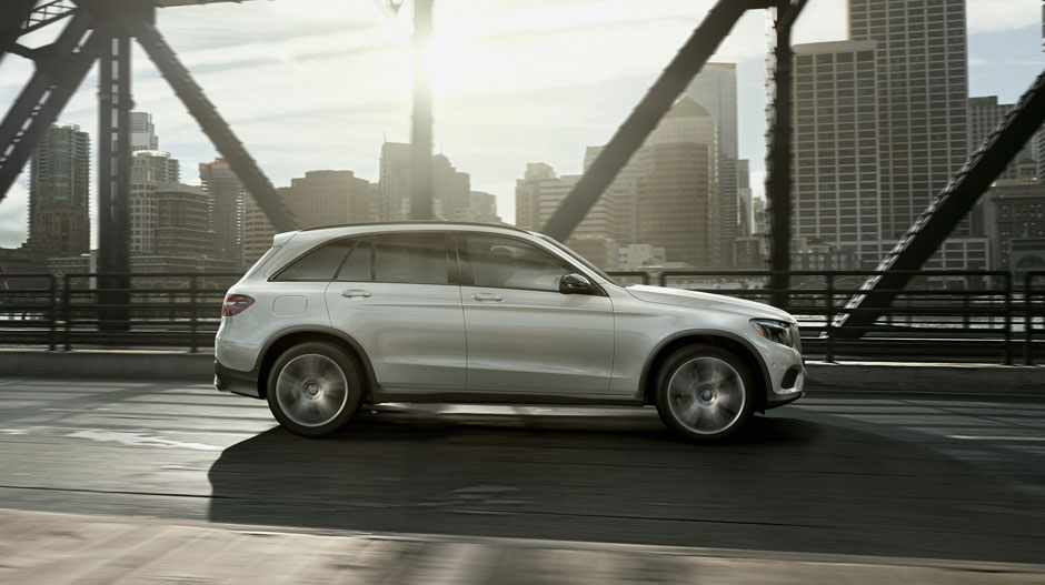 Mercedes benz glc included on wards 10 best interiors list for Mercedes benz of hagerstown hagerstown md