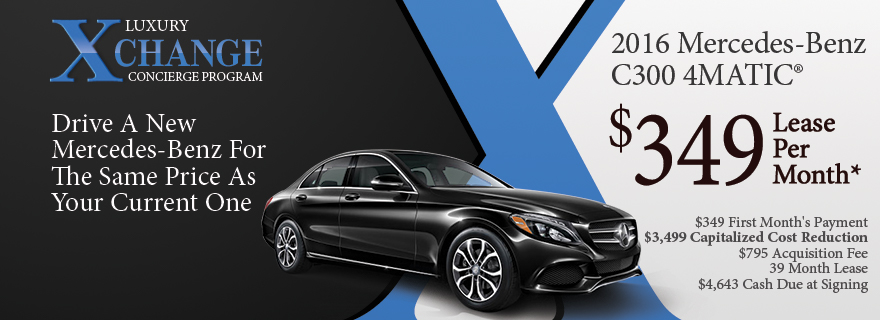 Mercedes benz of hagerstown new vehicle specials for Mercedes benz of hagerstown md