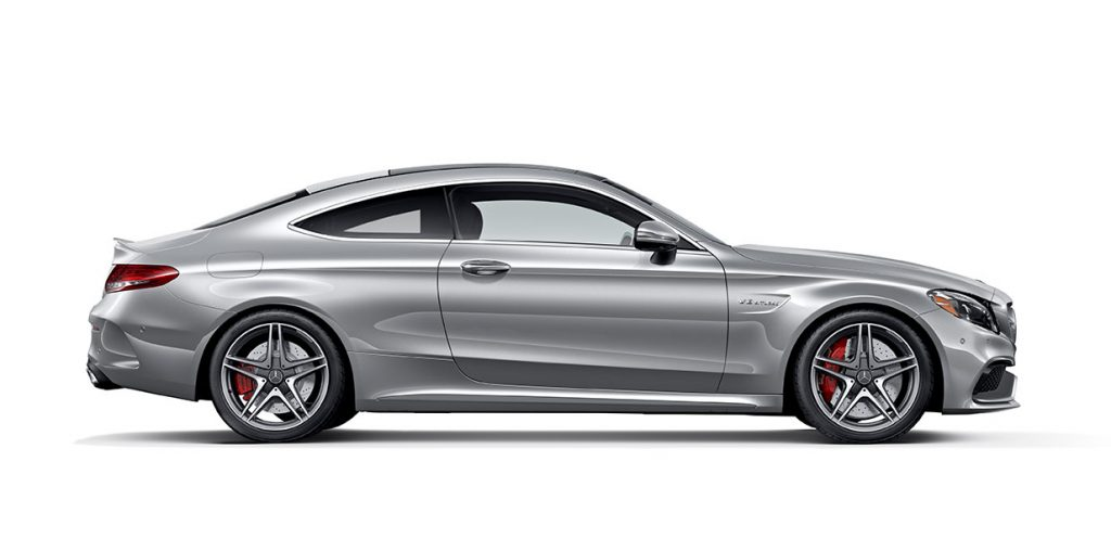 Mercedes AMG C63 S Coupe - Photos & Specifications