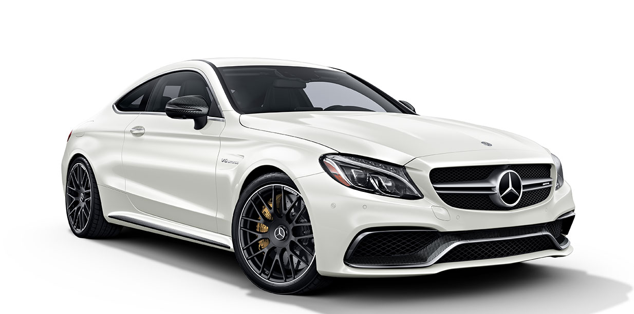 Mercedes Amg C63 S Coupe Photos Specifications
