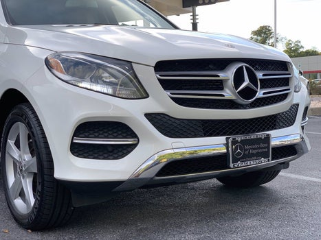Used 2018 Mercedes-Benz GLE - Hagerstown near Frederick MD ...