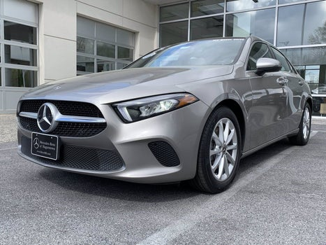 New 2020 Mercedes-Benz A-Class in Hagerstown, Maryland l ...