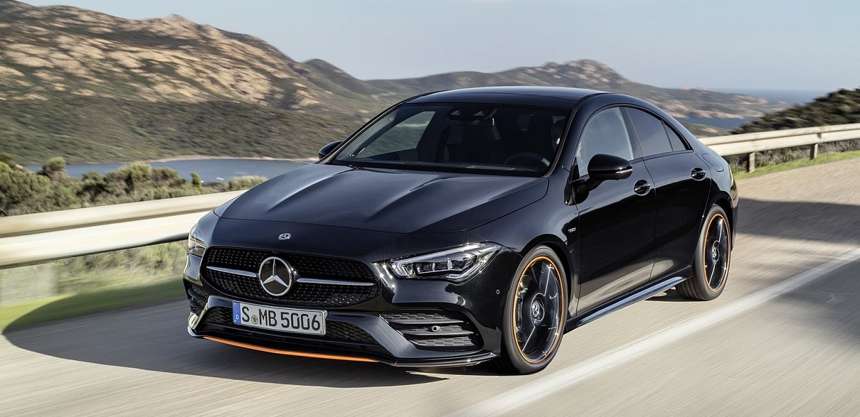 2020 Mercedes Benz Cla Coupe In Hagerstown Md